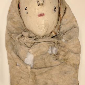 1968.10.0006 (Mask, Ritual) image