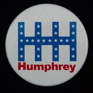 1968.27 (Political Pin, Political Button) image