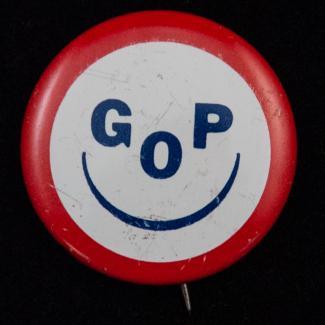 1970.63 (Political Pin, Political Button) image