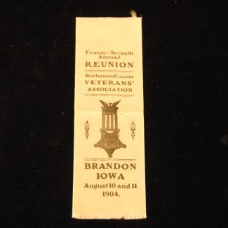 1975.4.268 (Ribbon, Ephemera) image