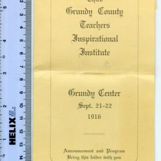 1975.4.142 (Handbill) image