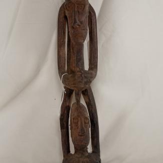 2000.2.90 (Carving, ancestor) image