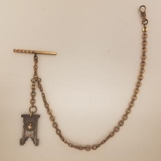 1989.43.0649 (Chain, watch) image
