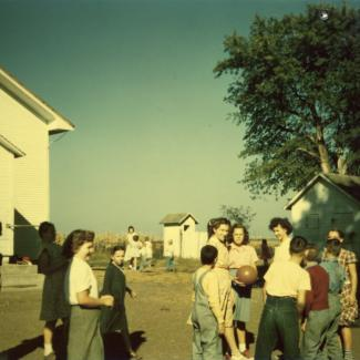 Center for the History of Rural Iowa Education and Culture Image