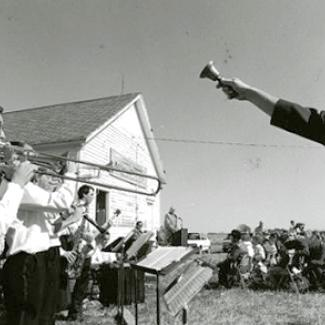 Marshall Center School - A History Image
