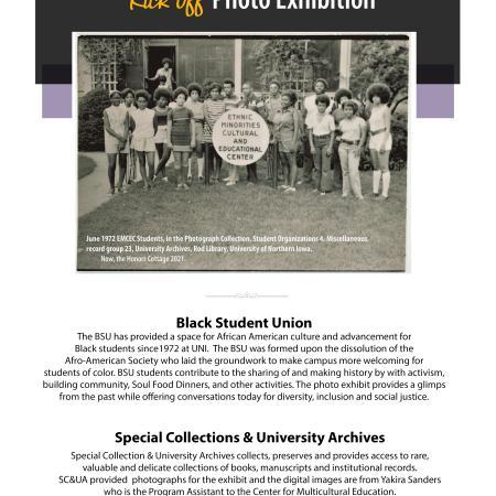 Black Student Union - 50 Years Image