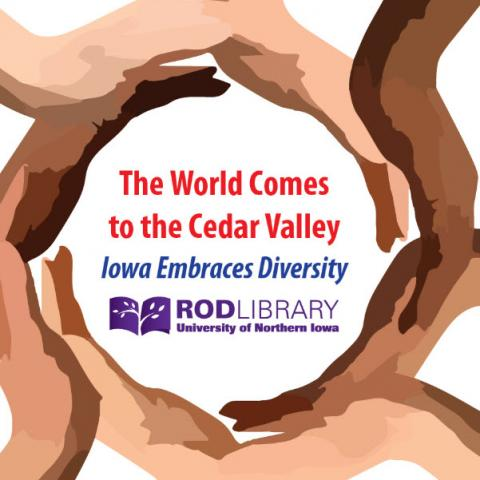 The World Comes to the Cedar Valley - Becoming an American Image