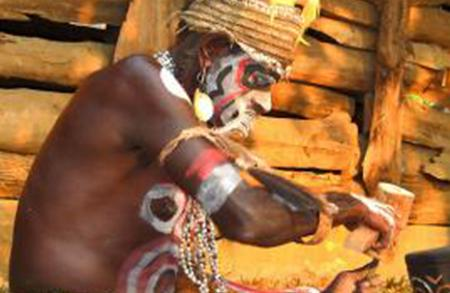 Spirits of Wood: Asmat Carvings Image